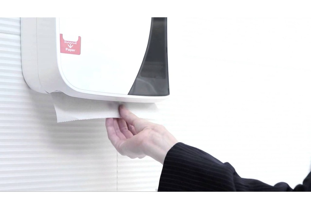 Диспенсер для бумажных полотенец (виды и типы) (как выбрать)