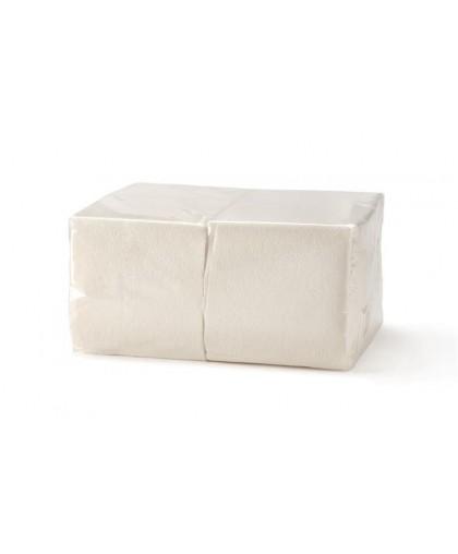 Салфетки биг пак 1-слойные 400 листов в пачке. - 1 упаковка (п/э  мешок) (100%)