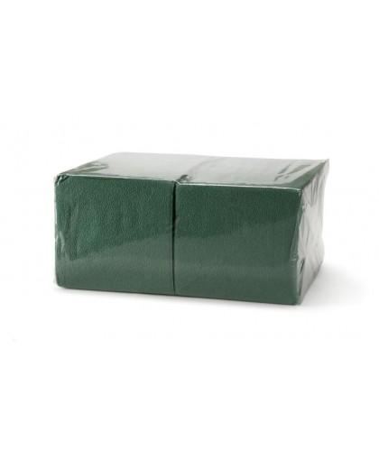 Салфетки биг пак, 1-слойные (насыщенные цвета) (зеленый), 400 листов в пачке. - 1 упаковка